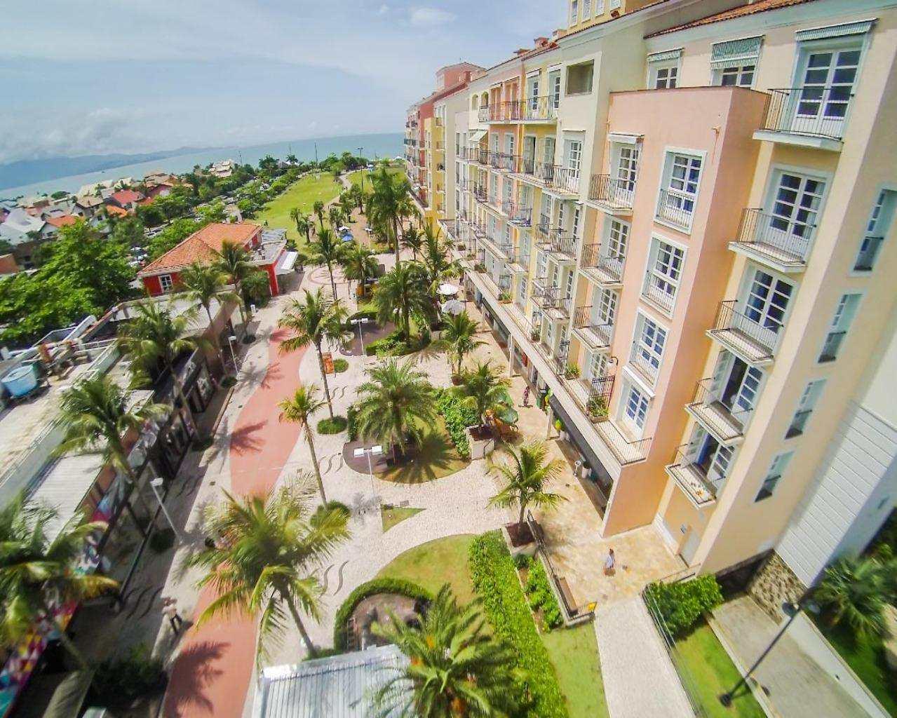 Apartamento Flat a venda em Jurere Internacional