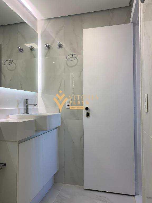 Flat com 1 dormitório para alugar, 30 m² por R$ 2.104/mês - Vila Mariana - São Paulo/SP