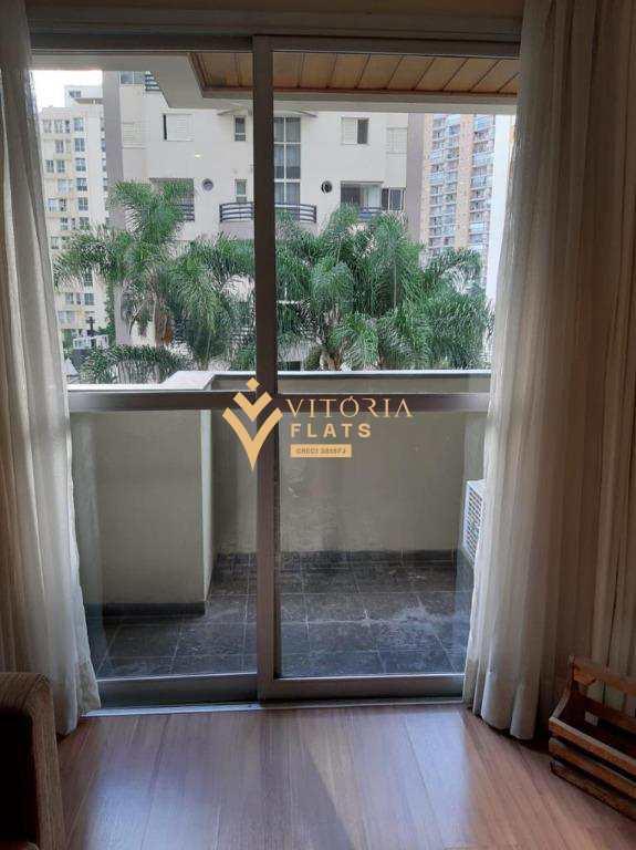 Flat com 1 dorm, Vila Uberabinha, São Paulo, Cod: 64368844