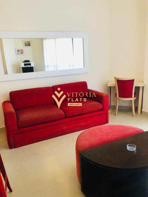 Flat com 1 dorm, Jardim Ampliação, São Paulo, Cod: 64368624