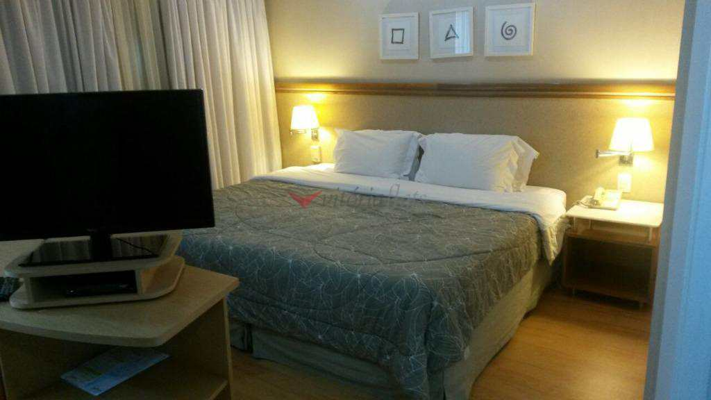 Flat com 1 dorm, Vila Olímpia, São Paulo, Cod: 64253381