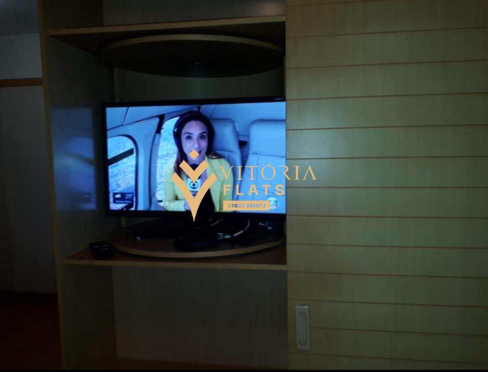 Flat com 1 dormitório para alugar - Consolação - São Paulo/SP