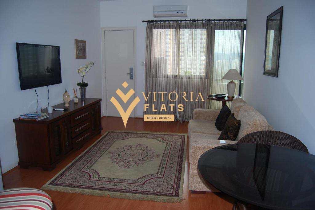 Flat com 1 dormitório para alugar  - Alphaville Industrial - Barueri/SP