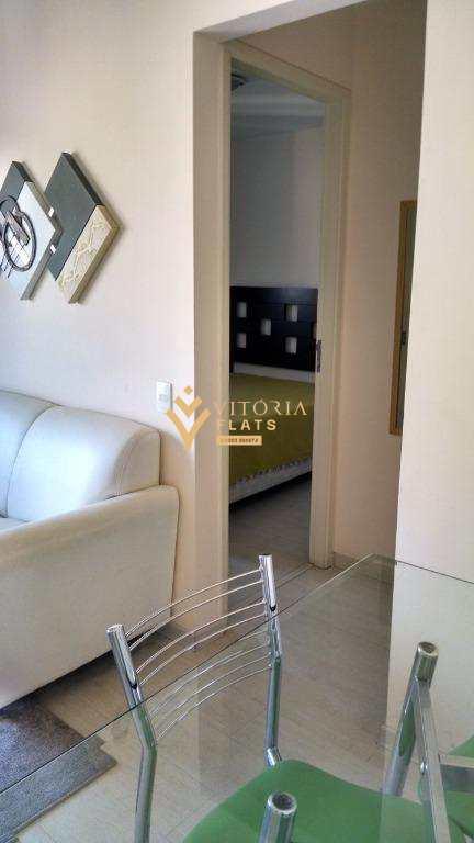 Flat com 1 dormitório para alugar- Vila Olímpia - São Paulo/SP