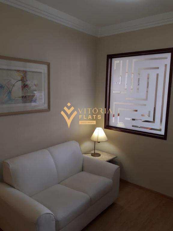 Flat com 1 dormitório para alugar  - Cerqueira César - São Paulo/SP