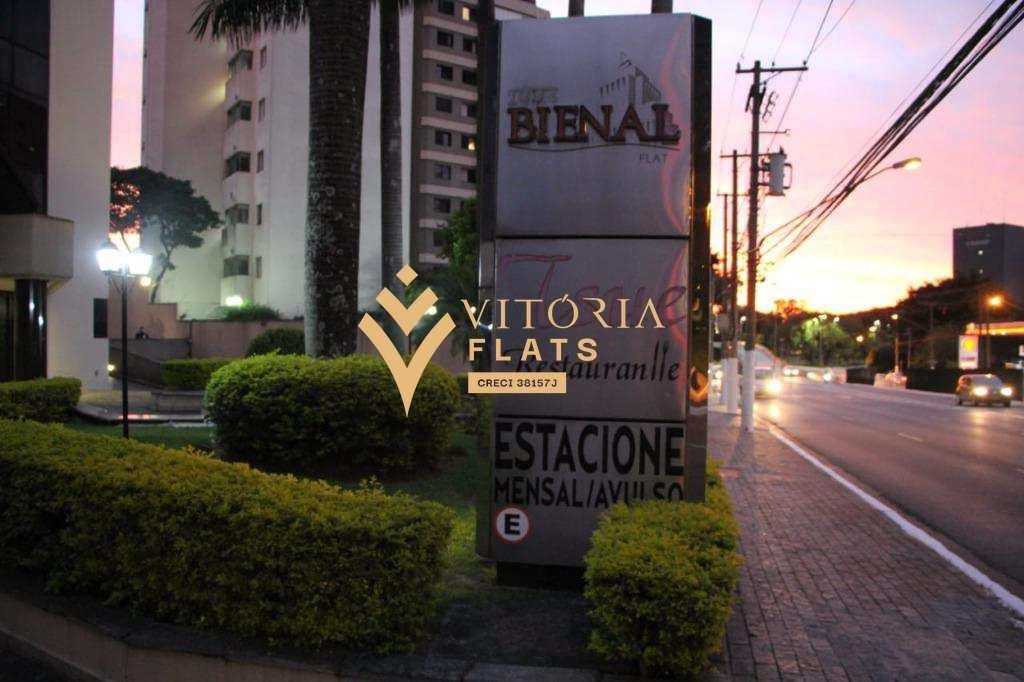 Flat com 1 dorm, Vila Clementino, São Paulo - R$ 220 mil, Cod: 64158412