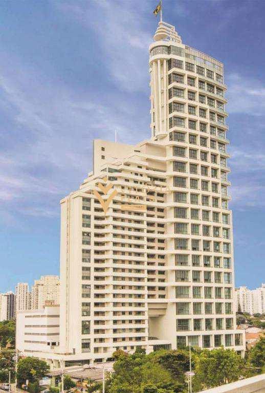 Flat com 2 dorms, Brooklin Novo, São Paulo - R$ 1 mi, Cod: 63365029