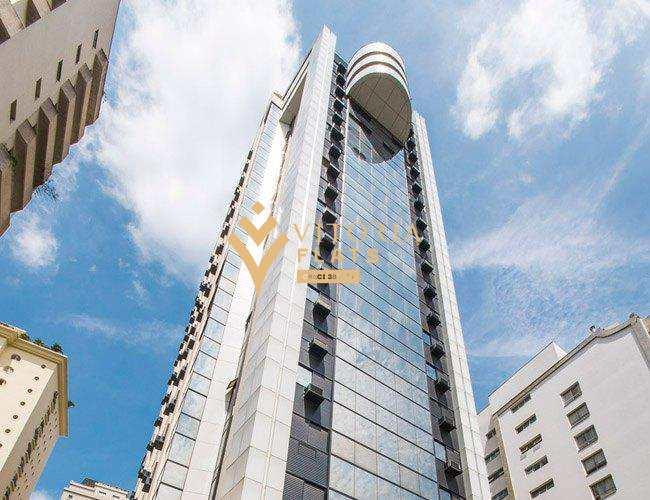 Flat em São Paulo Bairro Jardim Paulista