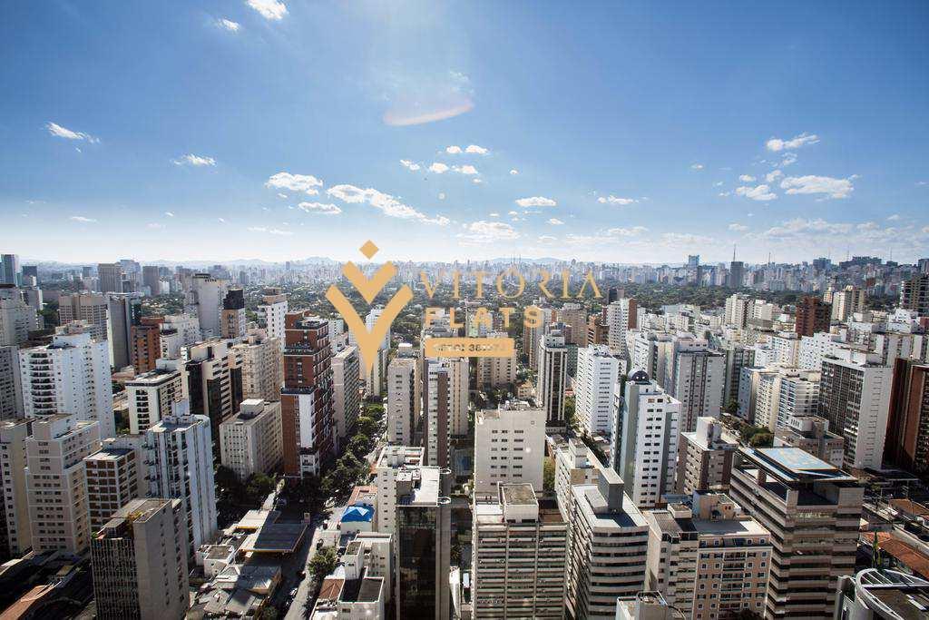 Flat com 1 dorm, Itaim Bibi, São Paulo - R$ 530 mil, Cod: 62984095
