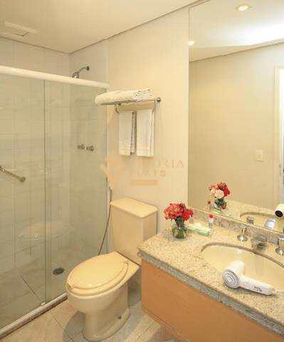 Flat com 1 dorm, Vila Clementino, São Paulo - R$ 225 mil, Cod: 62972244