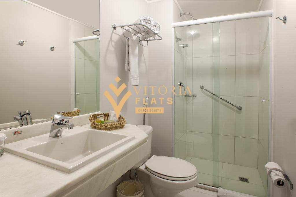 Flat com 1 dorm, Pinheiros, São Paulo - R$ 265 mil, Cod: 62844956