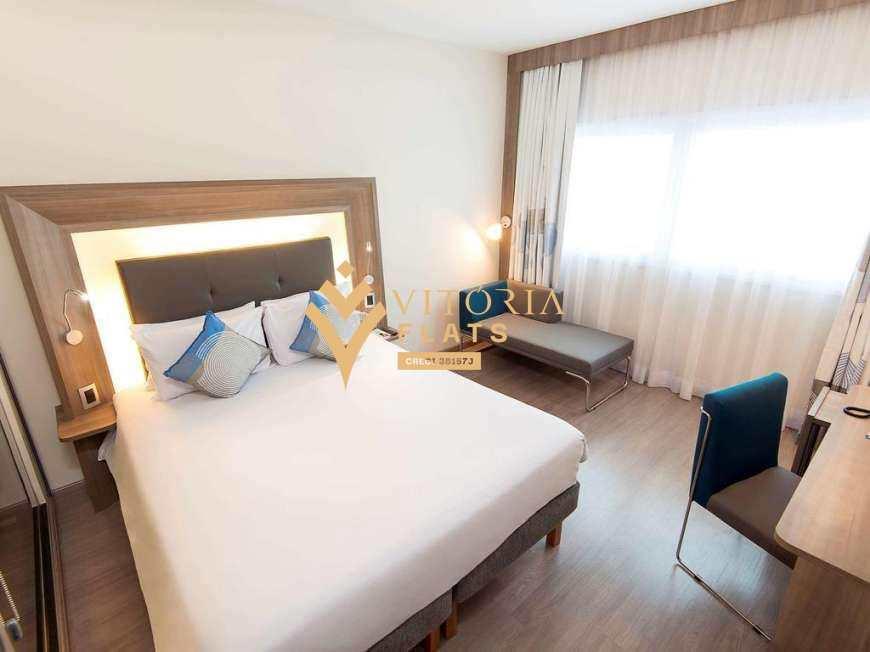 Flat com 1 dorm, Gonzaga, Santos - R$ 350 mil, Cod: 61733814