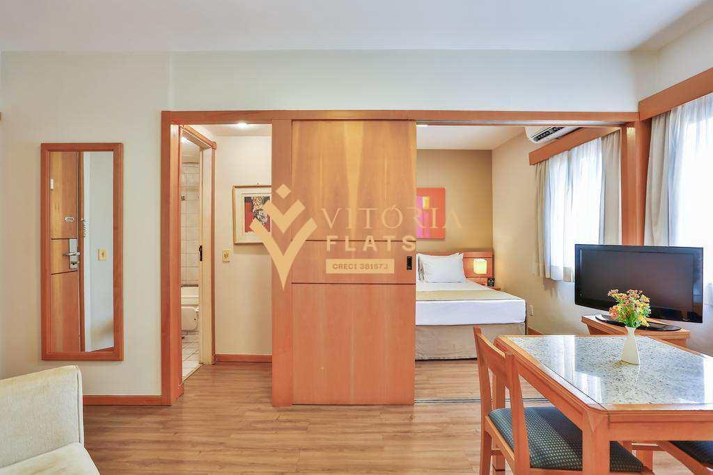Flat com 1 dorm, Jardim Paulista, São Paulo - R$ 320 mil, Cod: 59567673