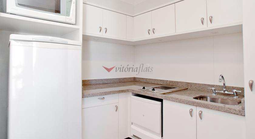 Flat com 1 dorm, Nova Piraju, São Paulo - R$ 295 mil, Cod: 58962312