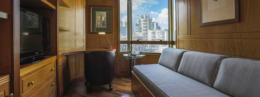 Flat com 2 dorms, Vila Nova Conceição, São Paulo - R$ 720 mil, Cod: 58454396