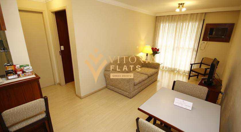 Flat com 1 dorm, Jardim Paulista, São Paulo - R$ 425 mil, Cod: 54424018