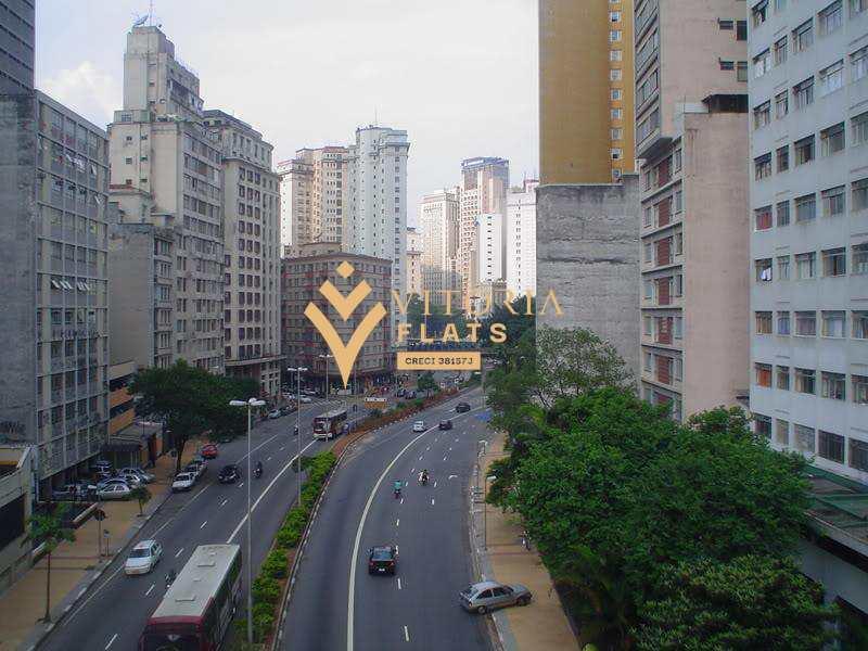 Flat com 1 dorm, Jardim Paulista, São Paulo - R$ 300 mil, Cod: 54409288