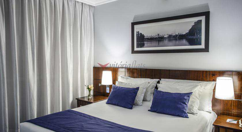 Flat com 1 dorm, Chácara Santo Antônio (Zona Sul), São Paulo - R$ 371 mil, Cod: 53468146