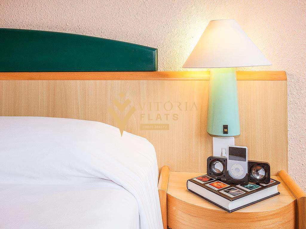 Flat com 1 dorm, Centro, Guarulhos - R$ 160 mil, Cod: 53260116