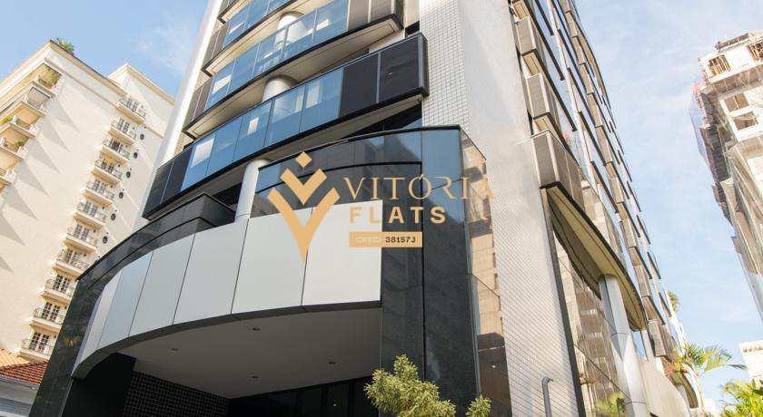 Flat com 1 dorm, Jardim Paulista, São Paulo - R$ 290 mil, Cod: 53260082