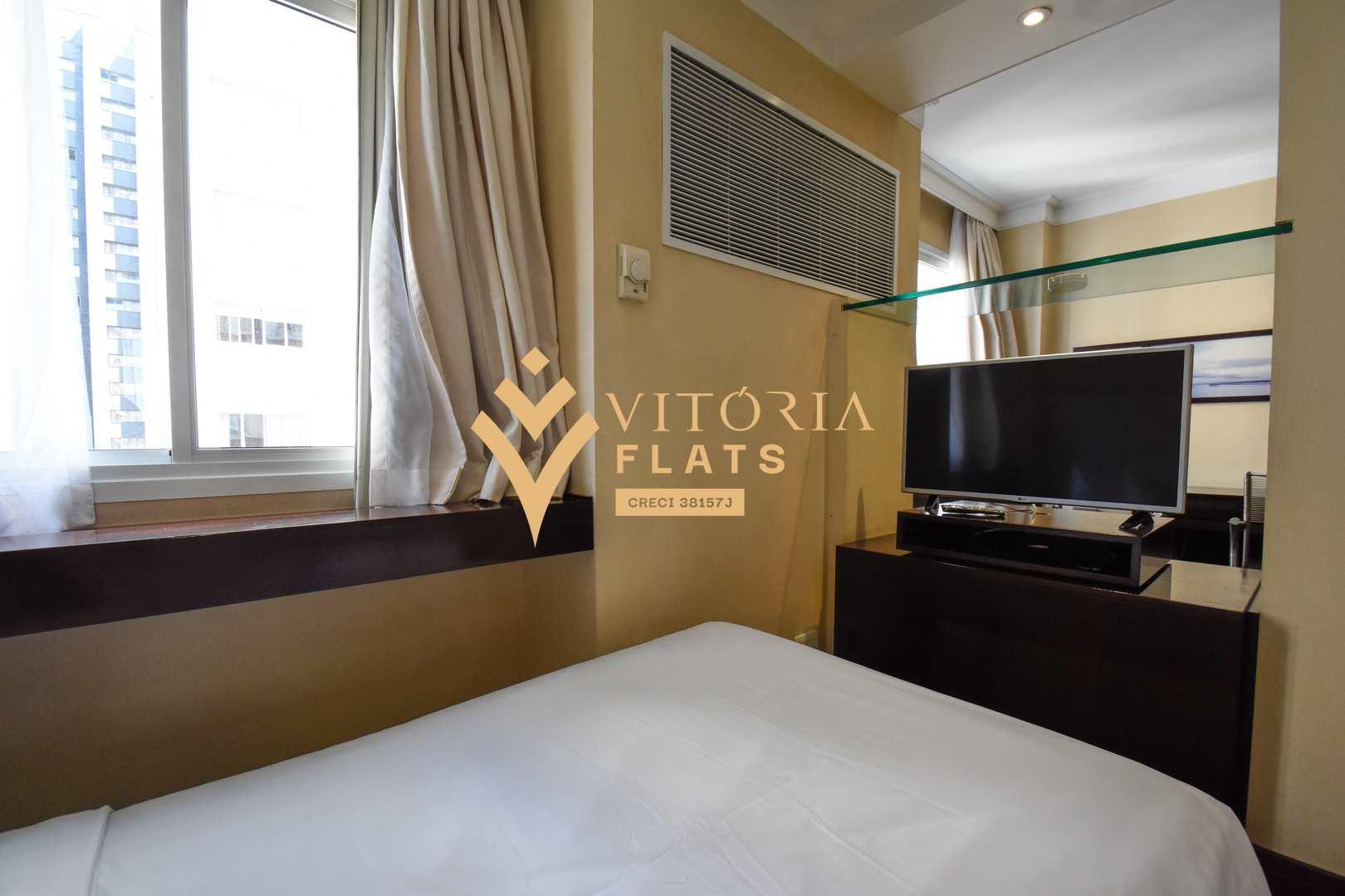 Flat com 1 dorm, Cerqueira César, São Paulo Cod: 53260081