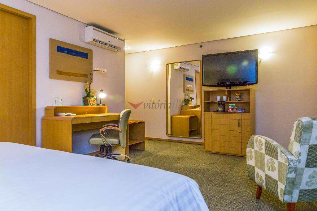 Flat com 1 dorm, Parque Anhembi, São Paulo - R$ 225 mil, Cod: 53260072