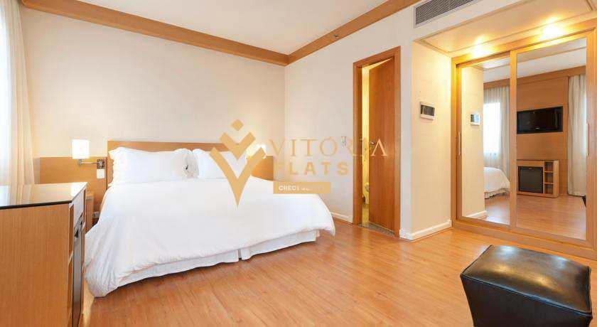 Flat com 1 dorm, Tatuapé, São Paulo - R$ 170 mil, Cod: 53260070