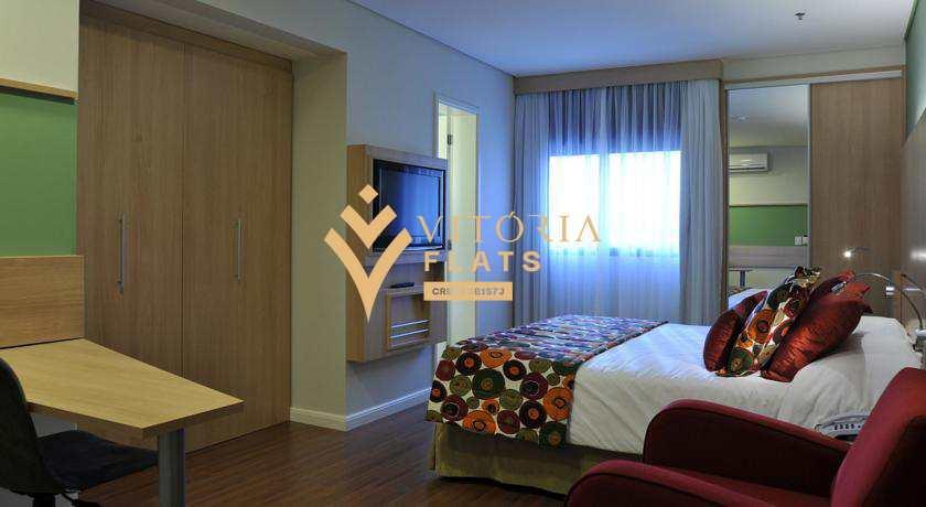 Flat com 1 dorm, Chácara Santo Antônio (Zona Sul), São Paulo - R$ 285 mil, Cod: 53260057