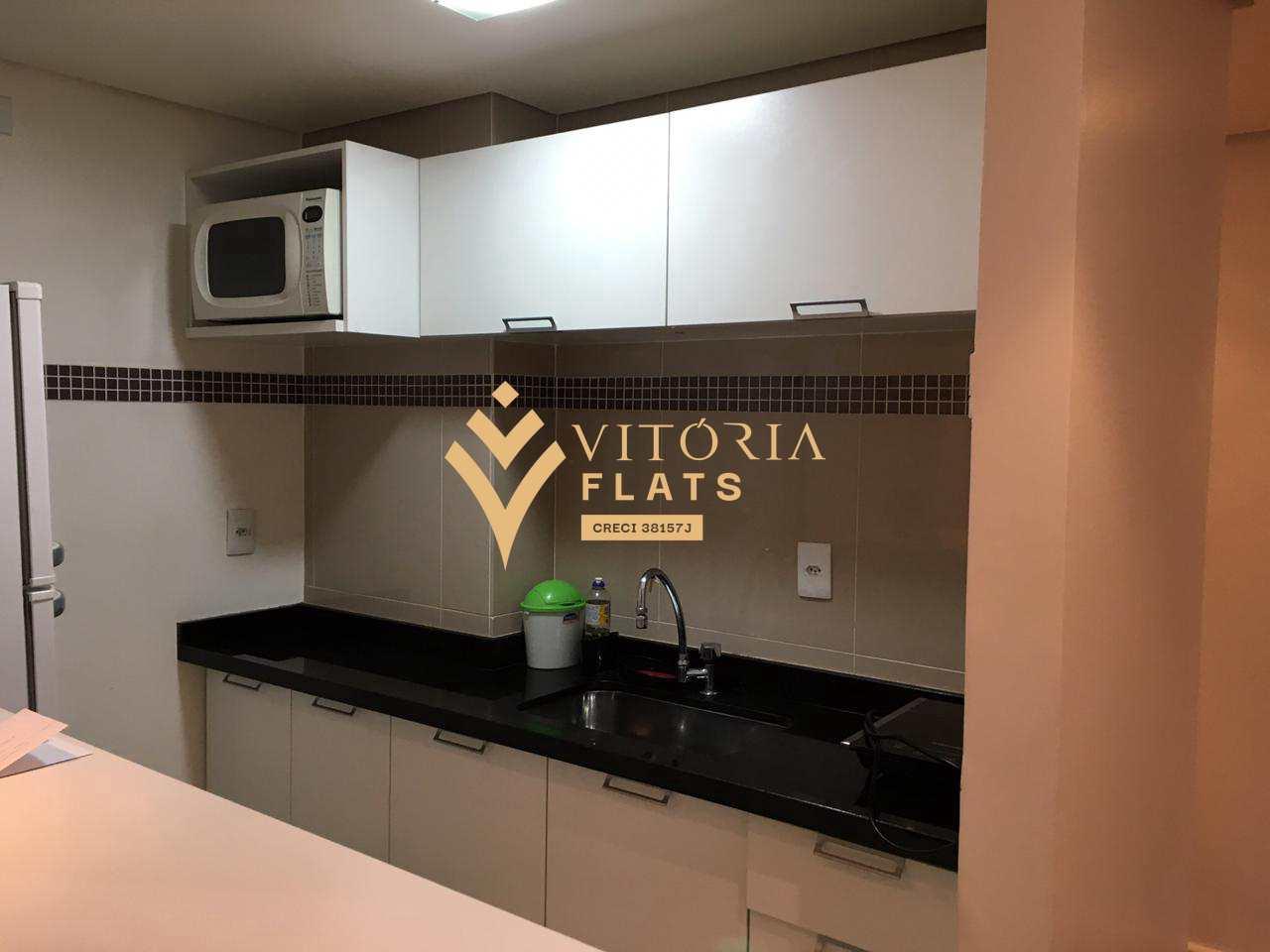 Flat com 1 dorm, Moema, São Paulo - R$ 425 mil, Cod: 64426469