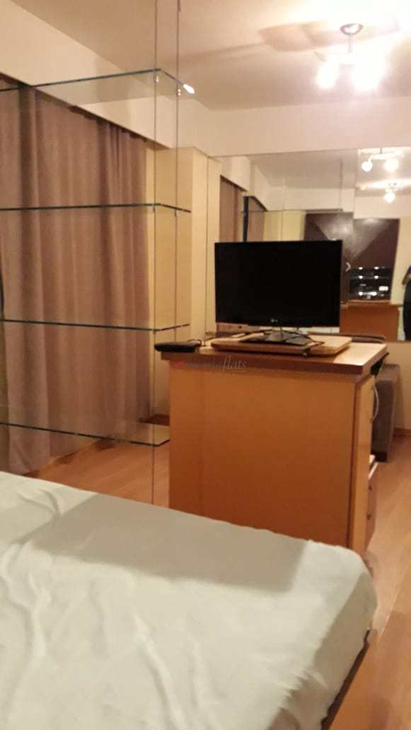 Flat com 1 dorm, Moema, São Paulo, Cod: 64426484