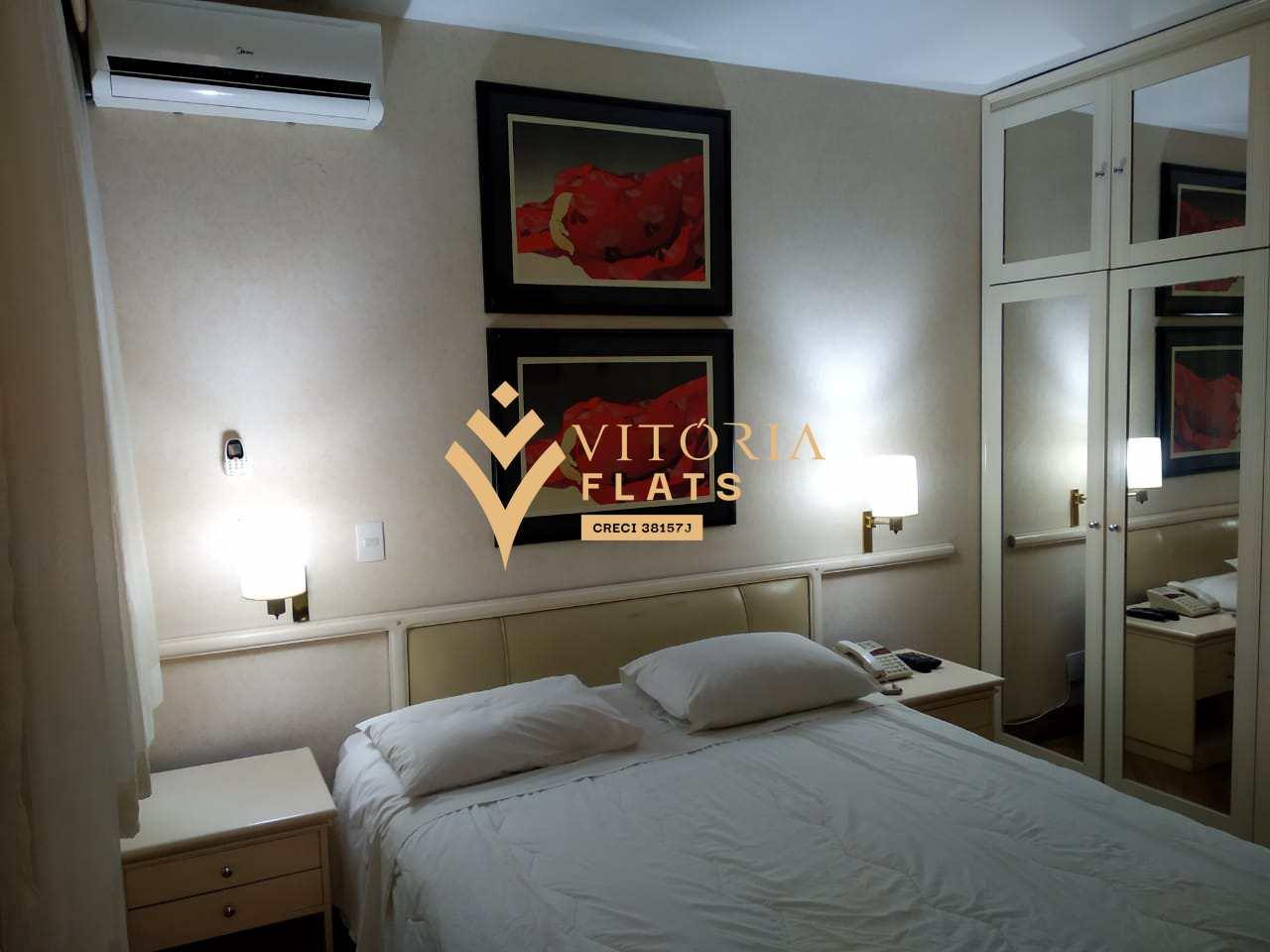 Flat com 1 dorm, Bela Vista, São Paulo, Cod: 64426489