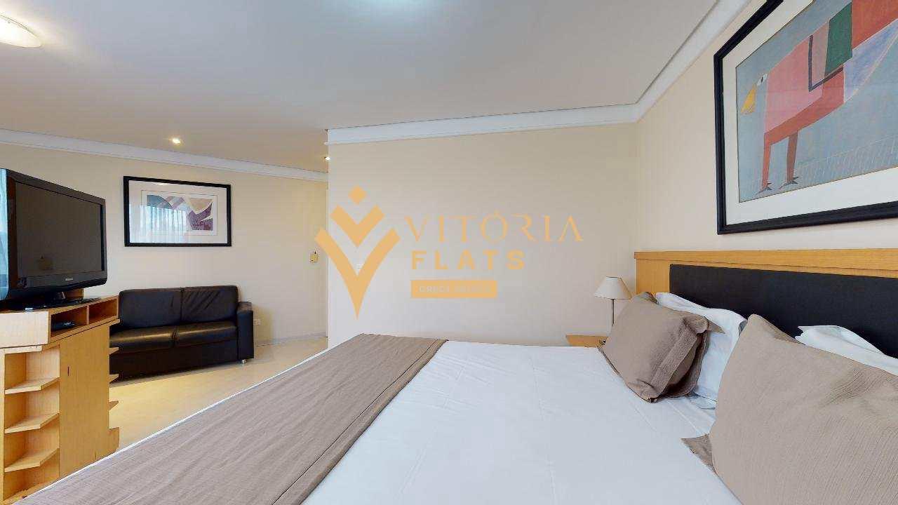 Flat com 1 dorm, Vila Clementino, São Paulo - R$ 218 mil, Cod: 64426492