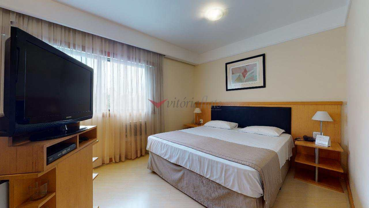 Flat com 1 dorm, Vila Clementino, São Paulo - R$ 220 mil, Cod: 64426494