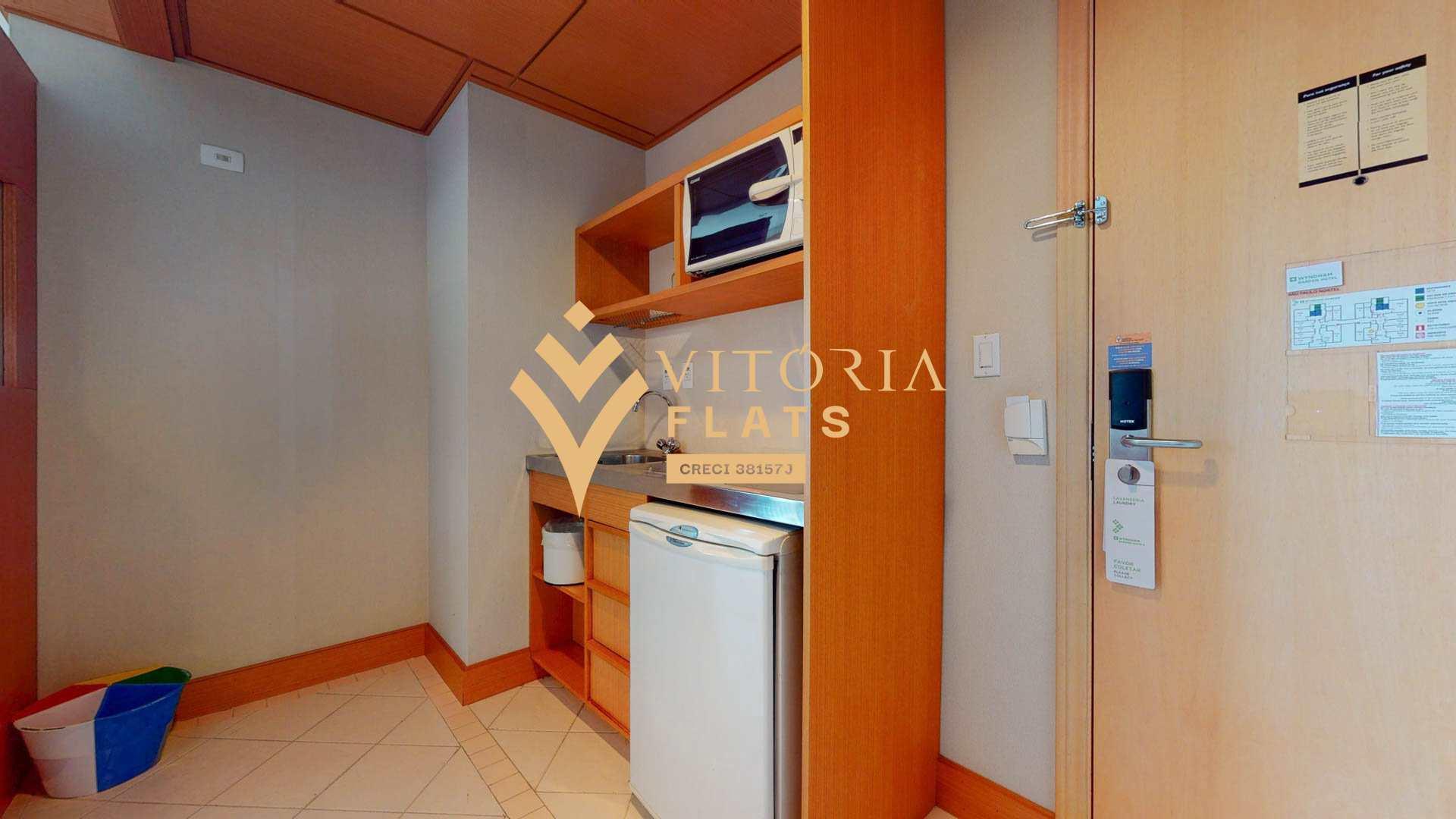 Flat com 1 dorm, Vila Guilherme, São Paulo - R$ 315 mil, Cod: 64426497