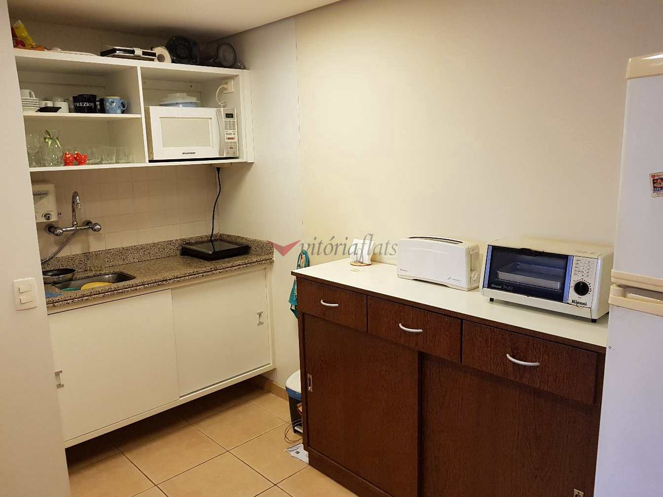 Flat com 2 dorms, Moema, São Paulo, Cod: 64426503