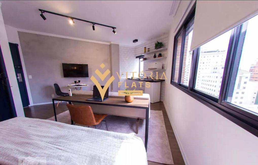 Flat com 1 dorm, Jardim Paulista, São Paulo, Cod: 64426514