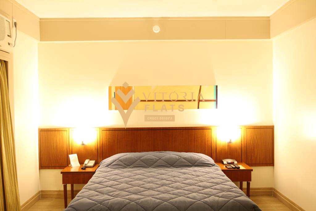 Flat com 1 dorm, Vila Clementino, São Paulo - Cod: 64445442