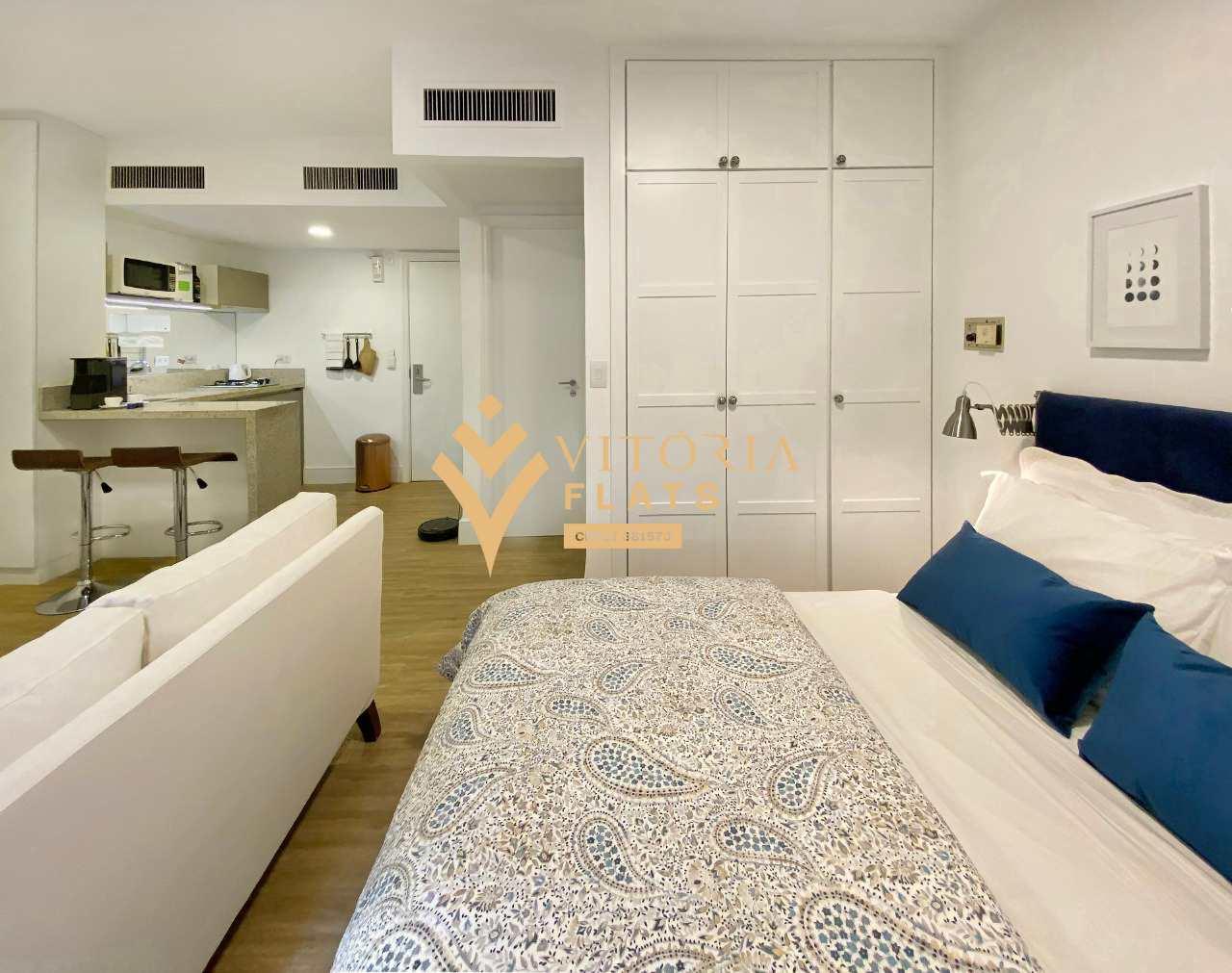 Flat com 1 dorm, Jardim Paulista, São Paulo, Cod: 64441804