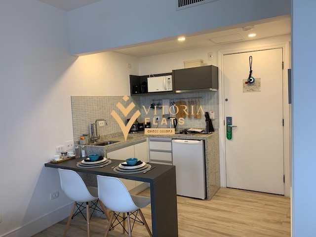 Flat com 1 dorm, Jardim Paulista, São Paulo, Cod: 64440887