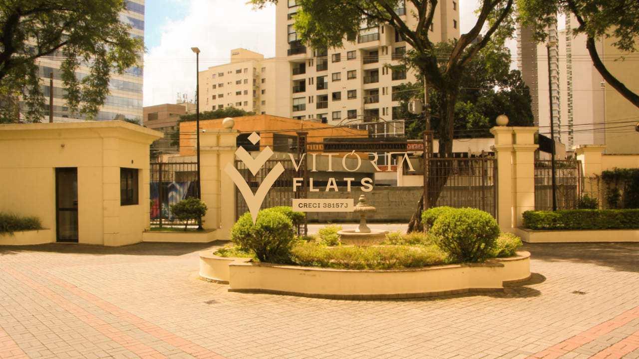 Flat com 2 dorms, Vila Olímpia, São Paulo, Cod: 64429580