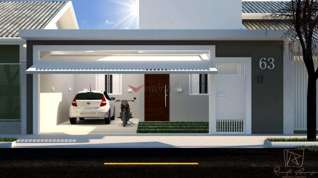 Casa com 2 dorms, Jardim Madre Paulina, Itu - Cod: 64459669