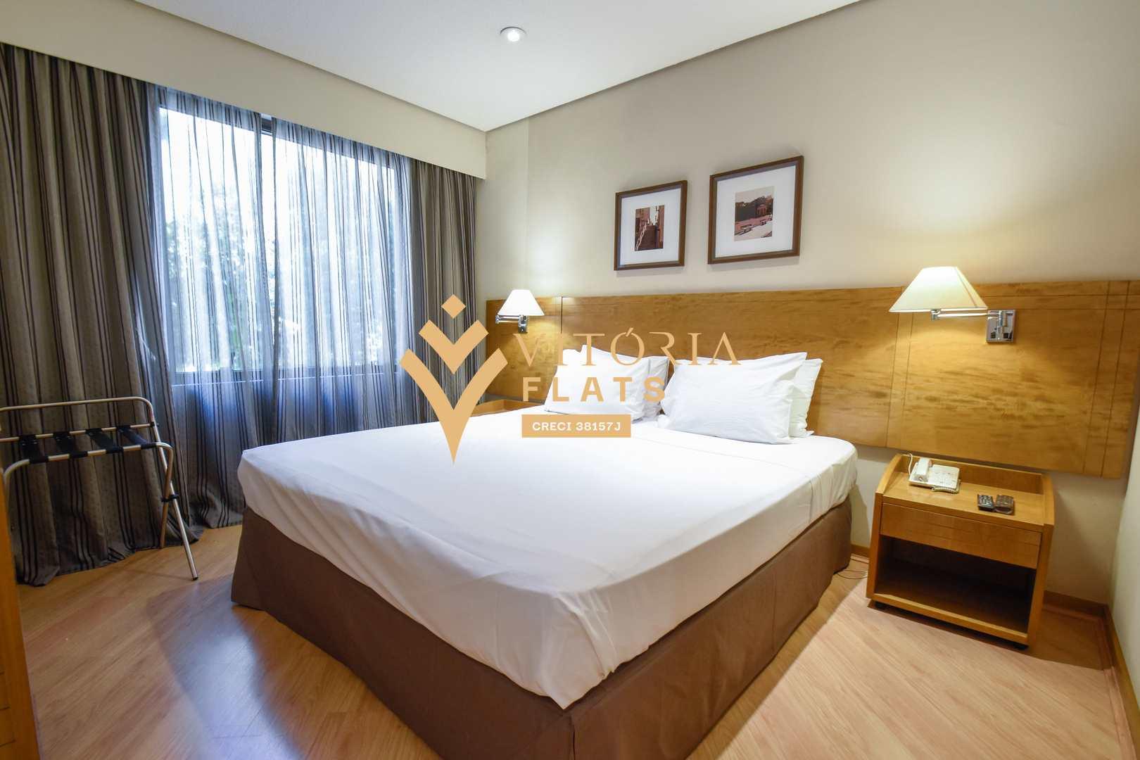 Flat com 1 dorm, Bela Vista, São Paulo - Cod: 64459678