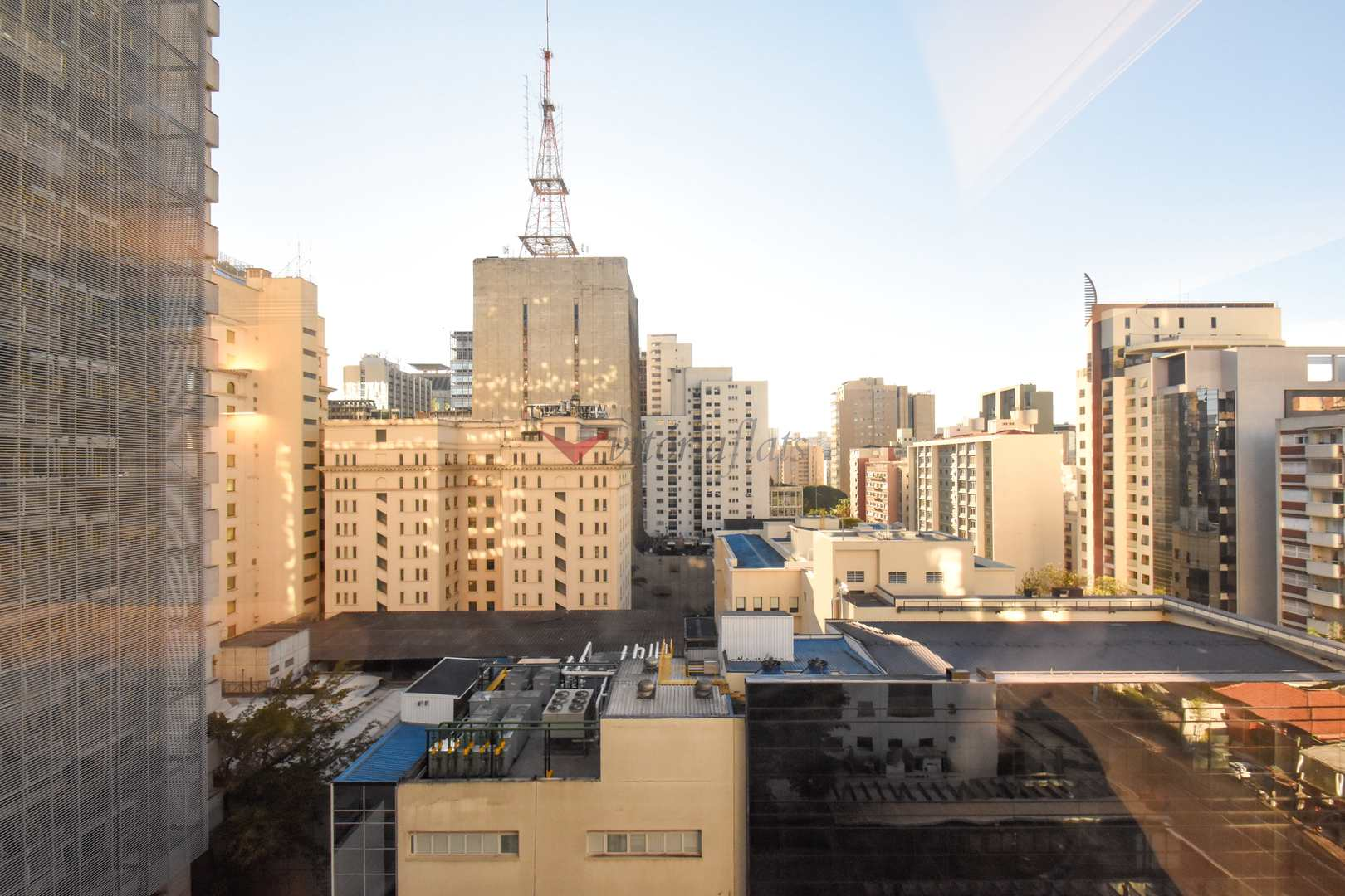 Vista do Edifífio