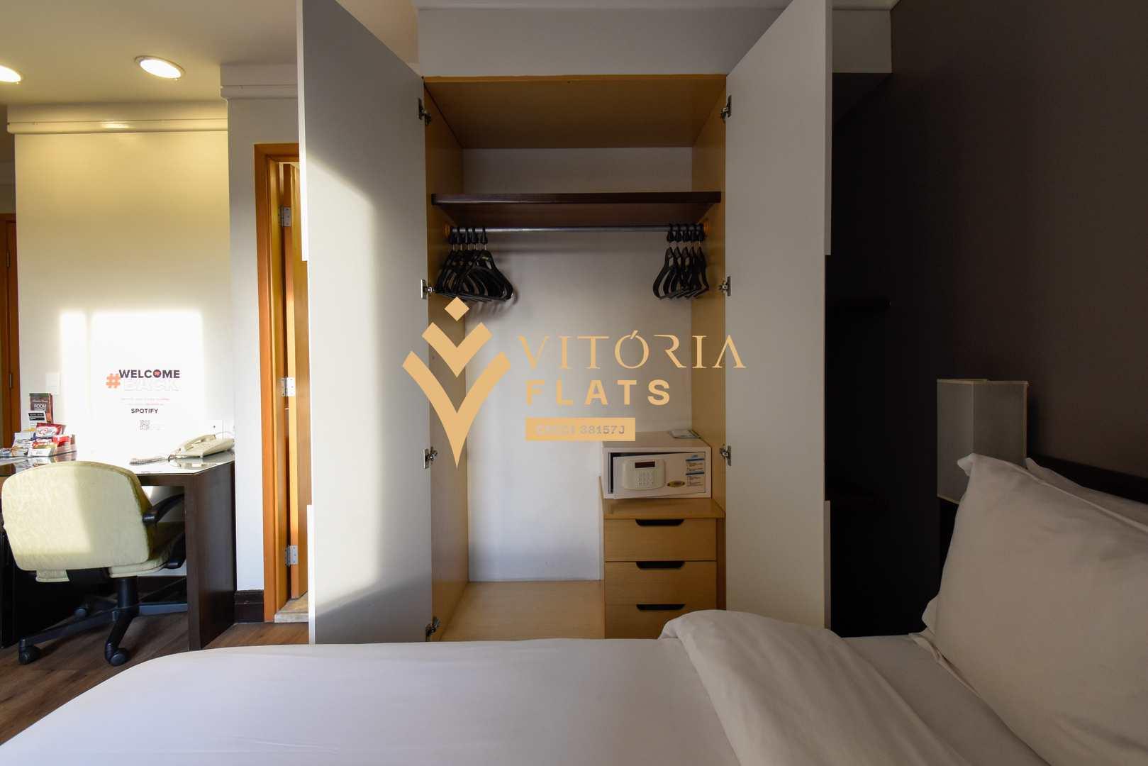 Flat com 1 dorm, Chácara Santo Antônio (Zona Sul), São Paulo - R$ 280 mil, Cod: 64460123
