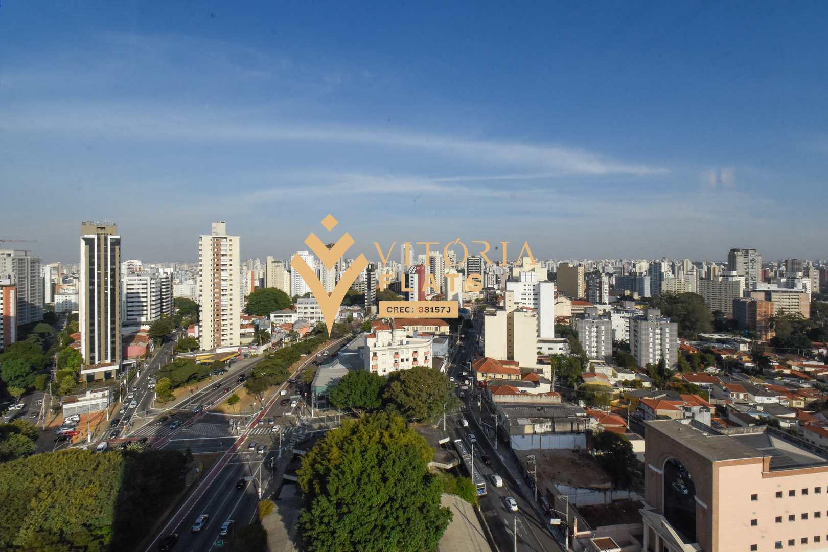 Flat com 1 dorm, Vila Mariana, São Paulo - R$ 445 mil, Cod: 64460124