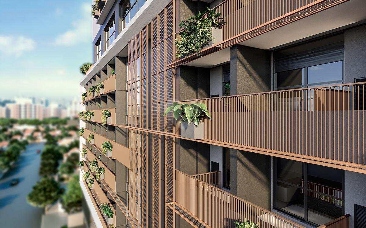 Apartamento com 3 dorms, Perdizes, São Paulo - R$ 1.48 mi, Cod: 45