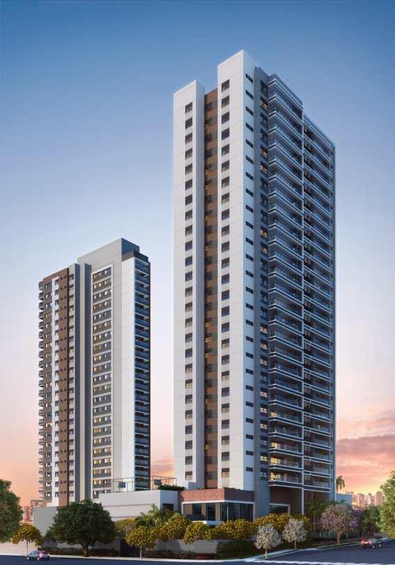 Apartamento com 2 dorms, Ipiranga, São Paulo - R$ 723 mil, Cod: 63