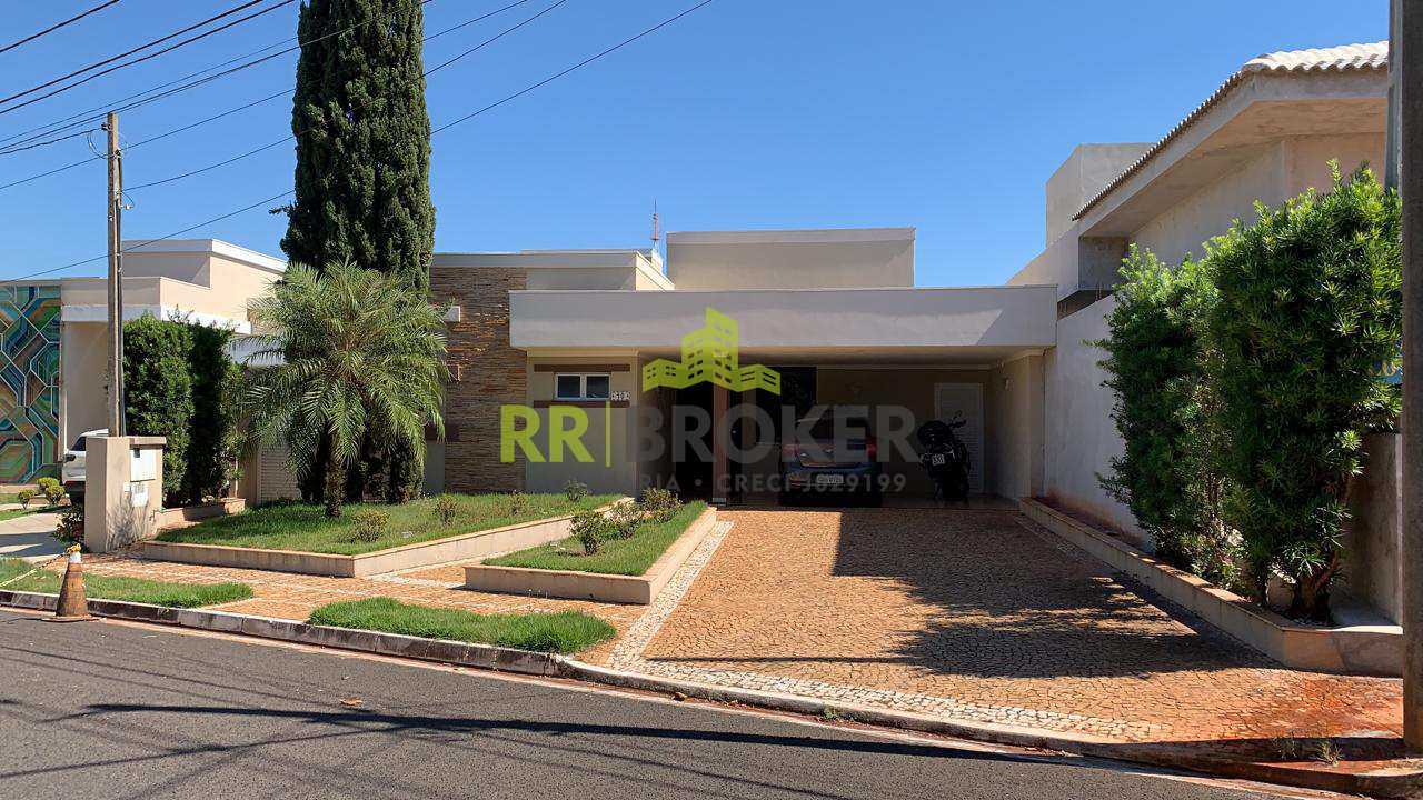 Casa de Condomínio com 3 dorms, Residencial Gaivota I, São José do Rio Preto - R$ 880 mil, Cod: 11