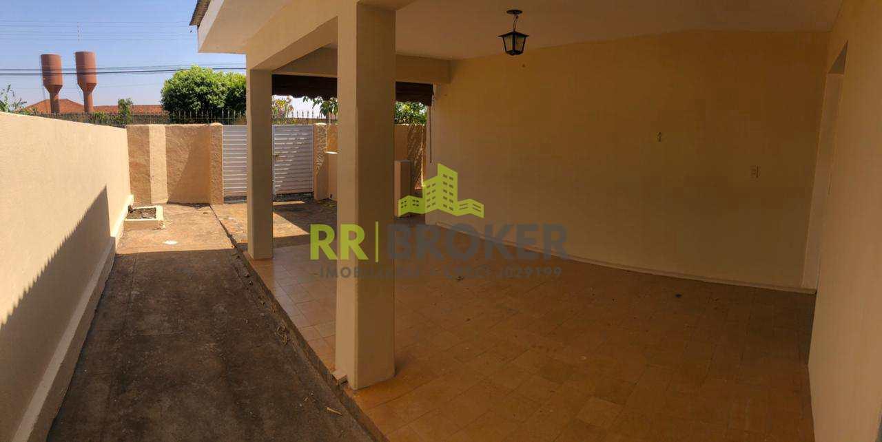Casa com 3 dorms, São Francisco, Catanduva, Cod: 89