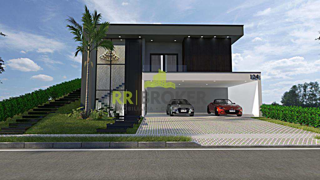 Casa de Condomínio com 4 dorms, Quinta do Golfe Jardins, São José do Rio Preto - R$ 3 mi, Cod: 395